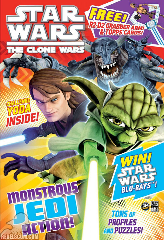 The Clone Wars Comic 24 August 2011