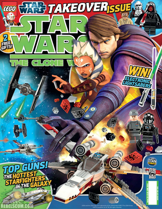 The Clone Wars Comic, Vol 6 33 June 2012