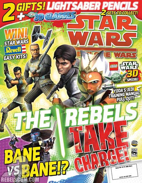 The Clone Wars Comic, Vol 6 46 June 2013