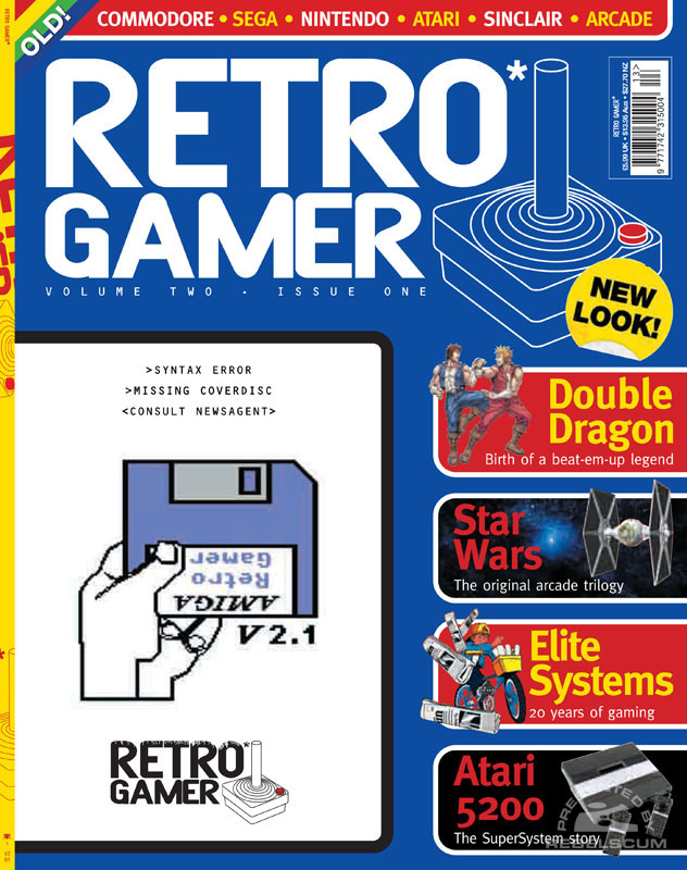Retro Gamer #13 January 2005