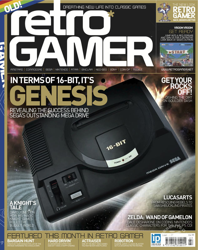 Retro Gamer #27 March 2006