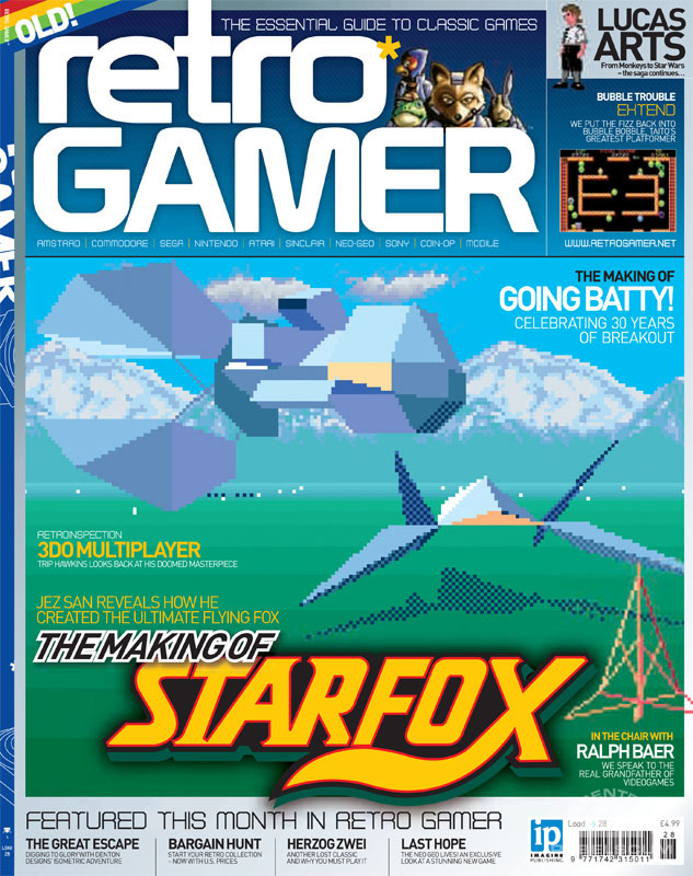 Retro Gamer #28 April 2006