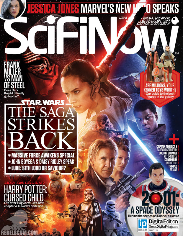 SciFi Now 113 December 2015