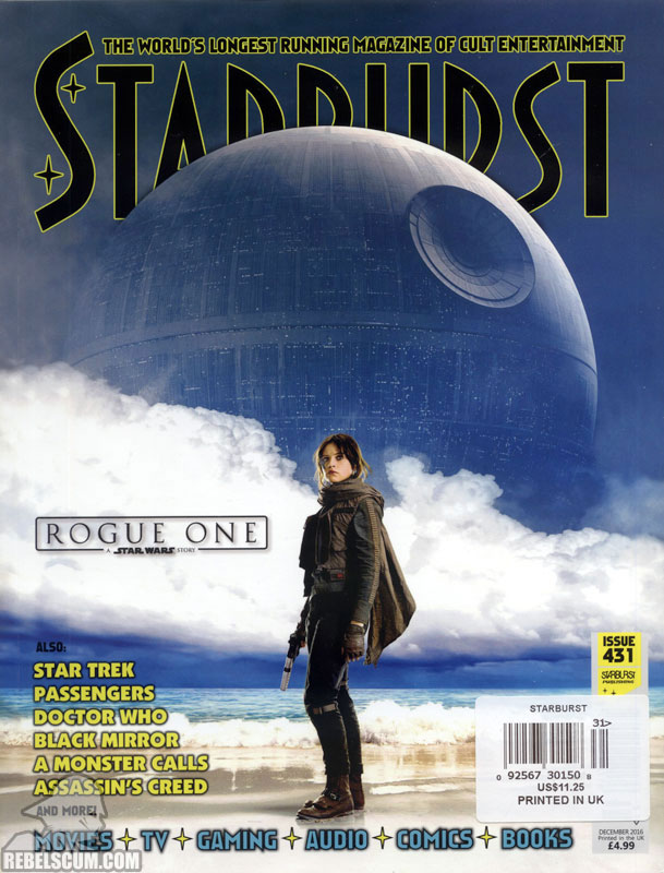 Starburst #431 December 2016