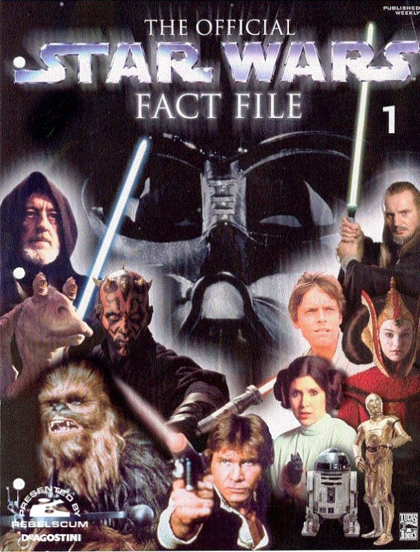 Official Star Wars Fact File 1