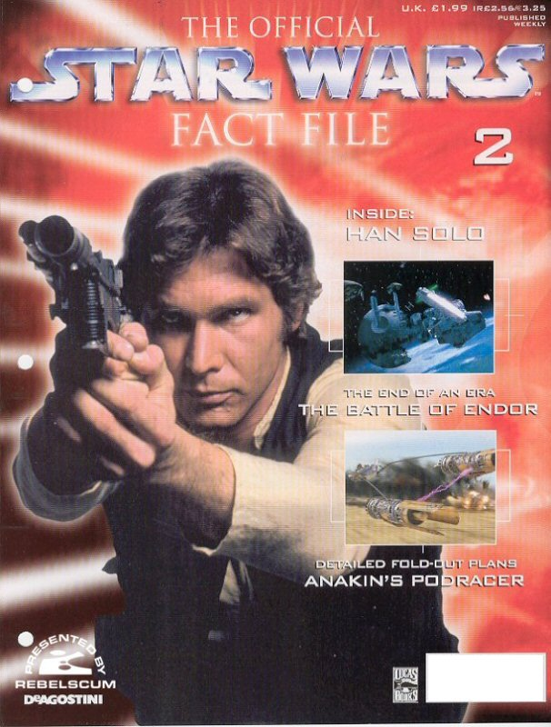 Official Star Wars Fact File 2