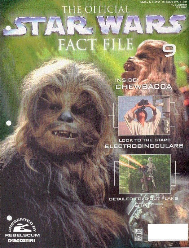 Official Star Wars Fact File 9