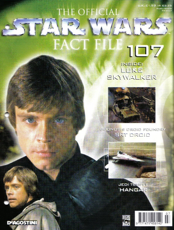 Official Star Wars Fact File 107
