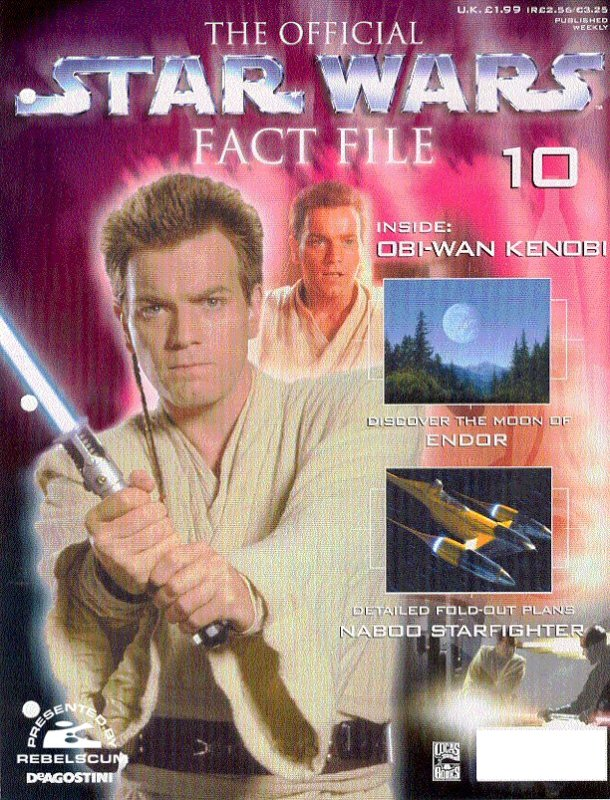 Official Star Wars Fact File 10