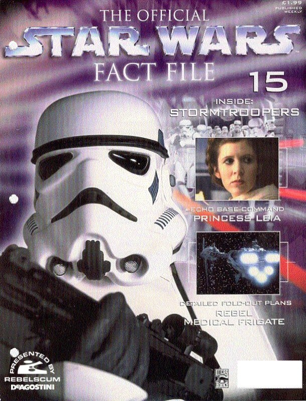 Official Star Wars Fact File 15