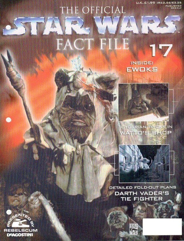 Official Star Wars Fact File 17