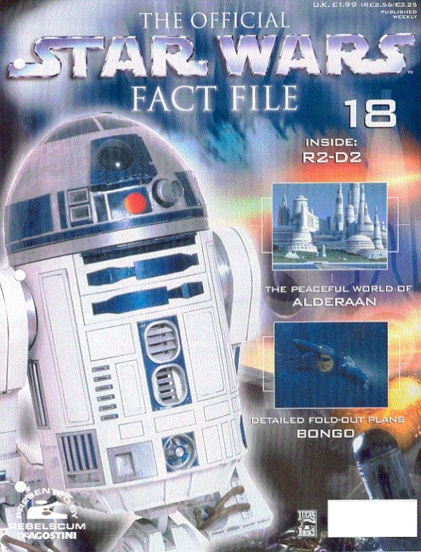 Official Star Wars Fact File #18