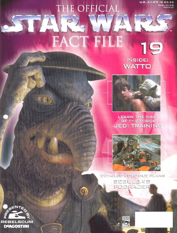 Official Star Wars Fact File 19
