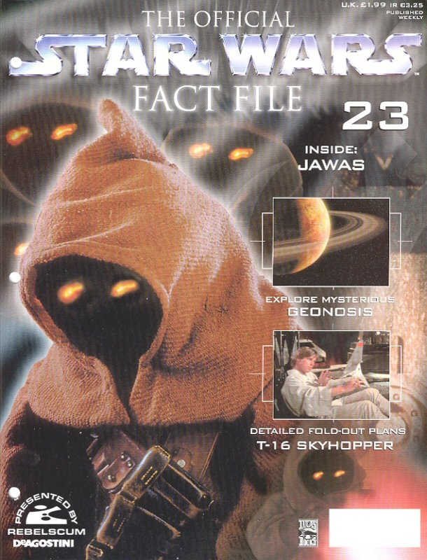 Official Star Wars Fact File 23