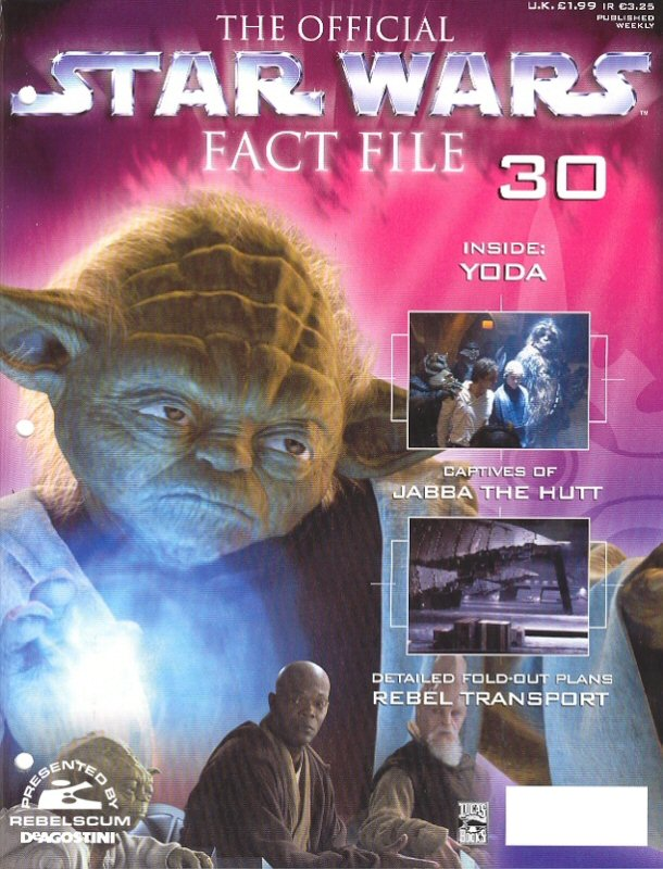 Official Star Wars Fact File 30