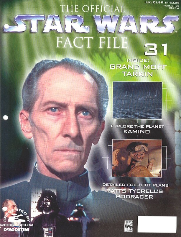 Official Star Wars Fact File #31