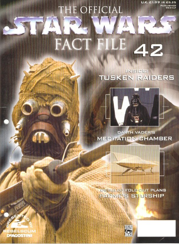 Official Star Wars Fact File #42