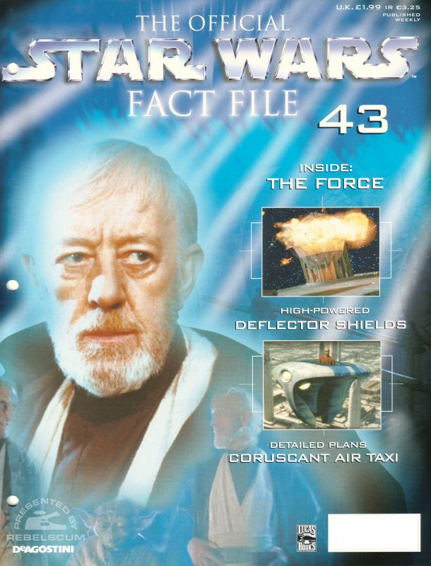 Official Star Wars Fact File 43