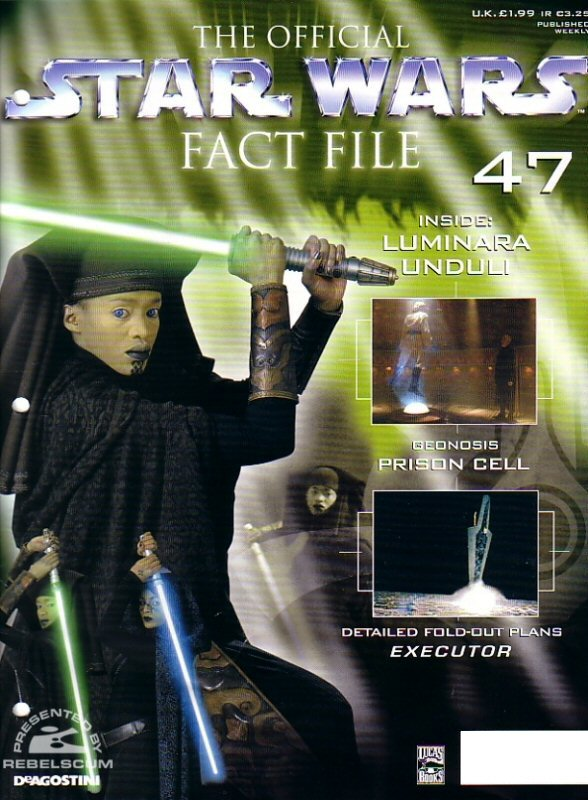 Official Star Wars Fact File 47