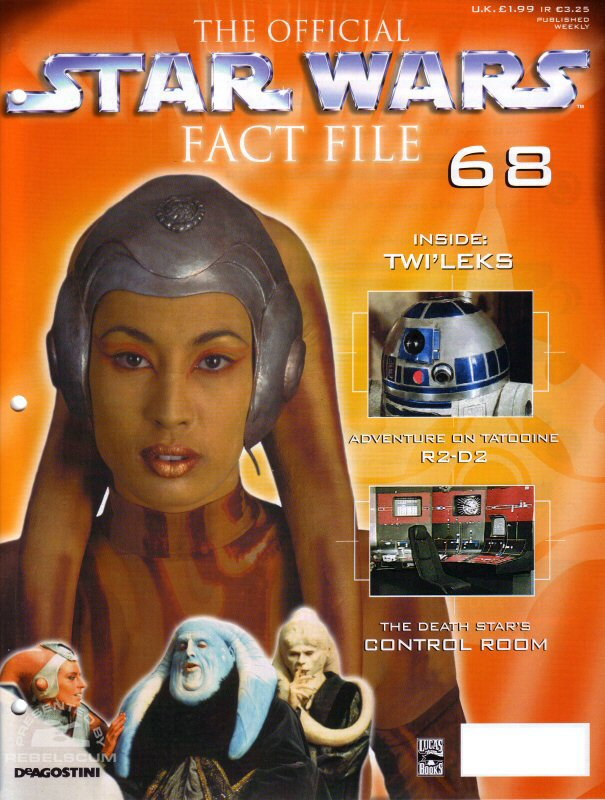 Official Star Wars Fact File 68