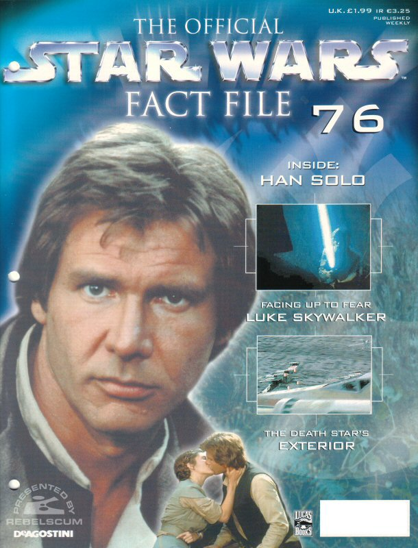 Official Star Wars Fact File 76