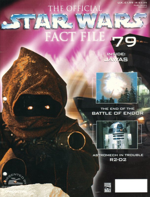 Official Star Wars Fact File #79