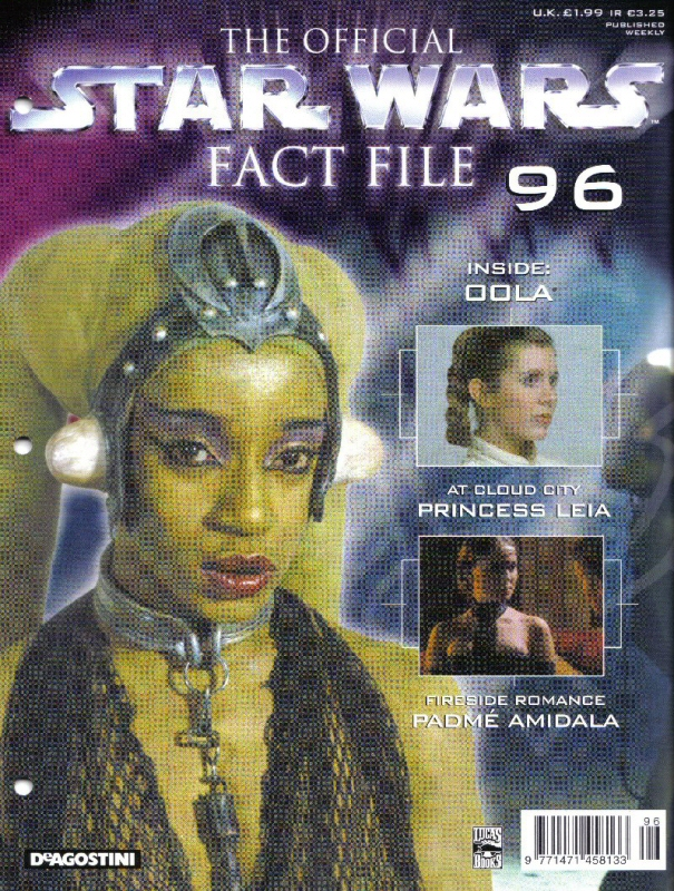 Official Star Wars Fact File #96