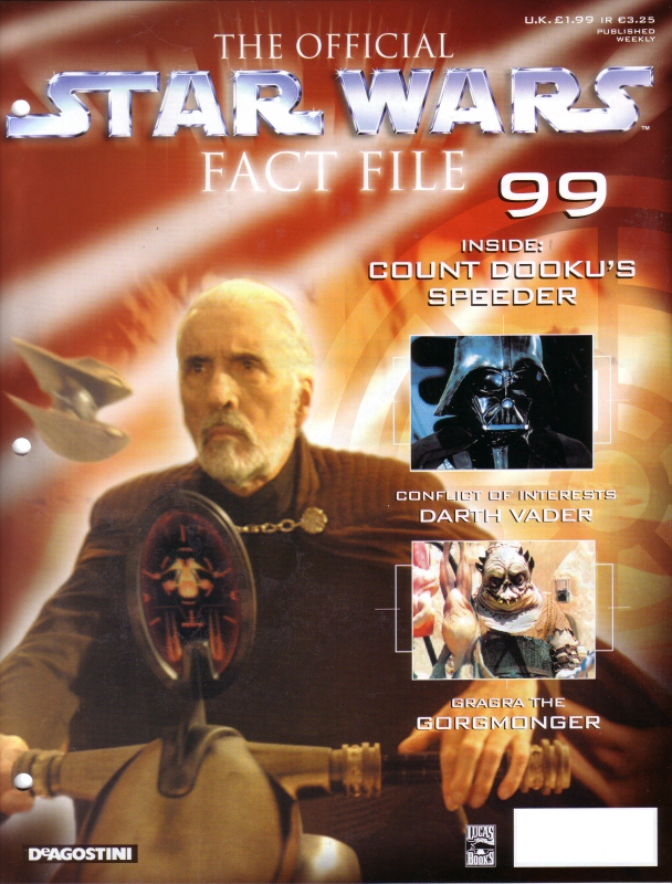 Official Star Wars Fact File 99