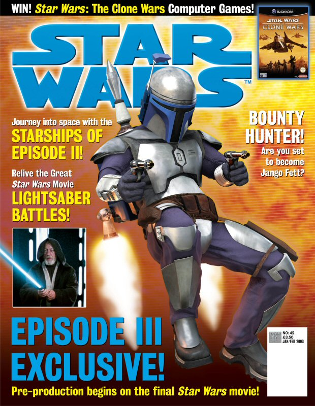 The Official Magazine #42