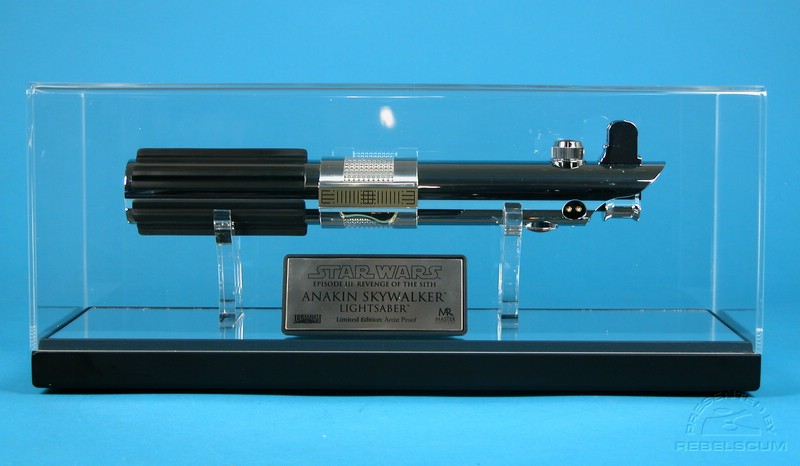 Anakin Skywalker ROTS Lightsaber (Limited Edition)