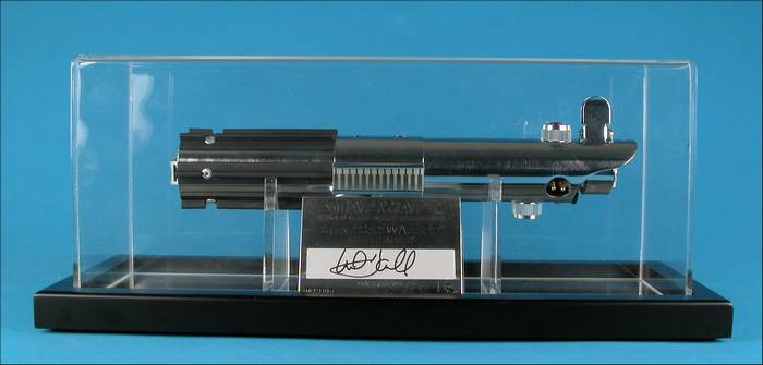 Luke Skywalker Lightsaber from EMPIRE STRIKES BACK