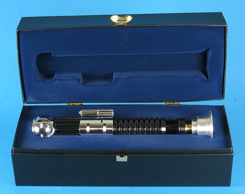 Obi-Wan Kenobi Lightsaber As First Built by Obi-Wan