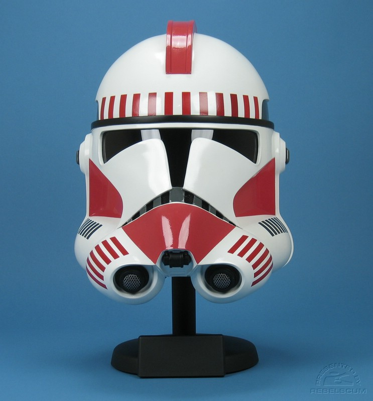 Imperial Shock Trooper helmet