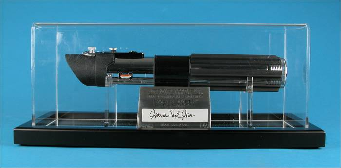Darth Vader Lightsaber from EMPIRE STRIKES BACK