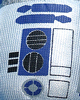 Adler plush R2-D2