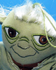 Adler plush Yoda