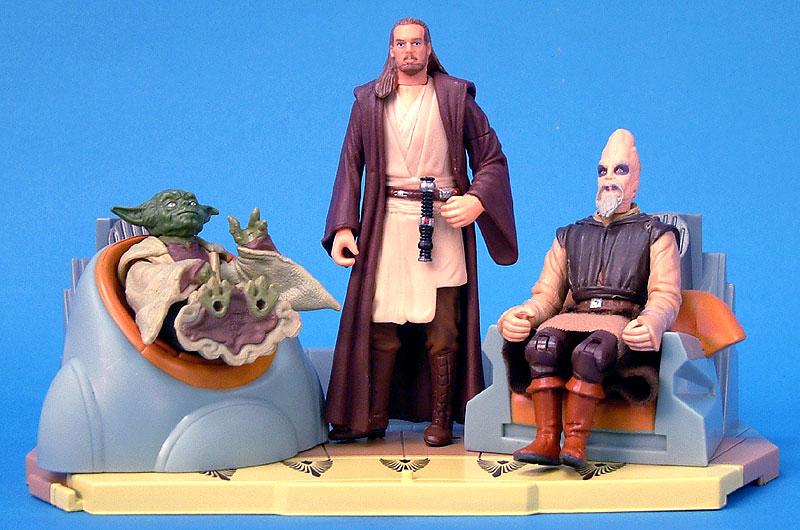 Jedi High Council Screen Scene 1
