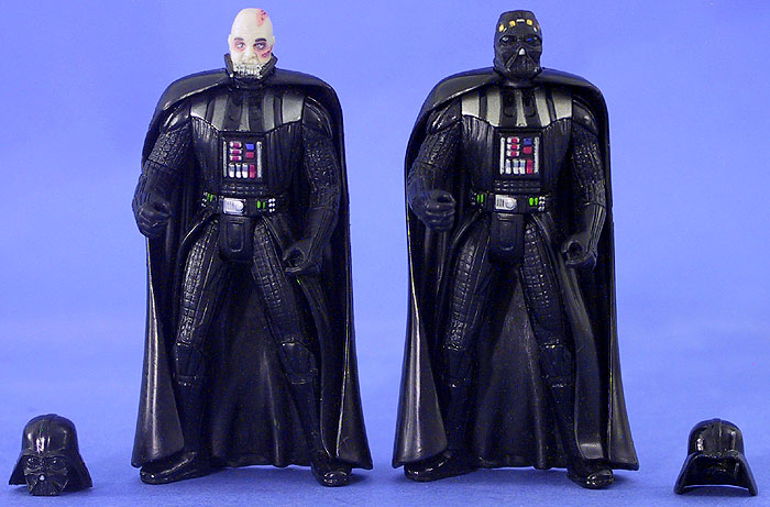 Darth Vader (Removable Helmet) | Darth Vader (Removable Dome)