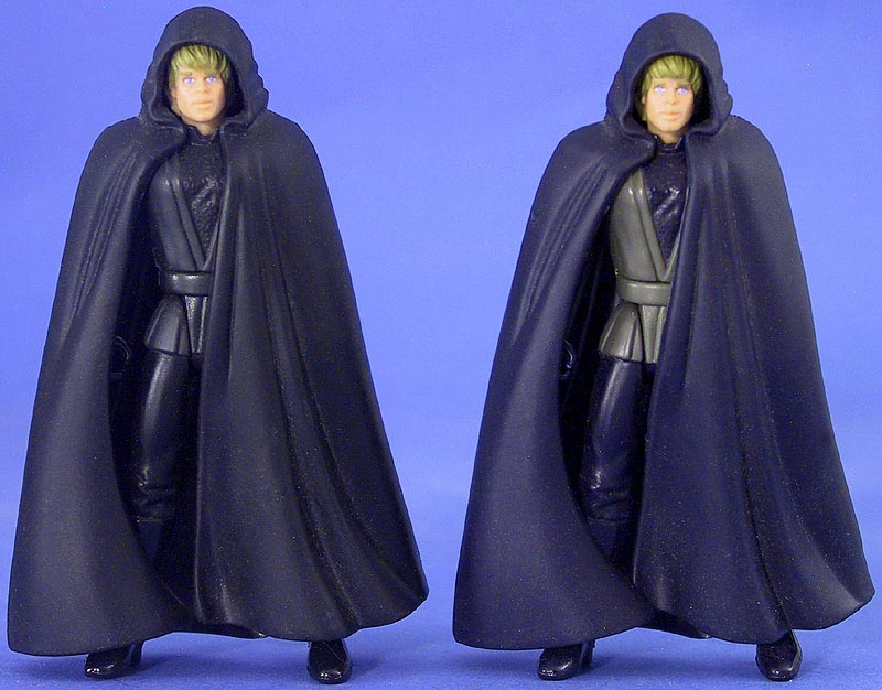 Black Cloak | Blue Cloak