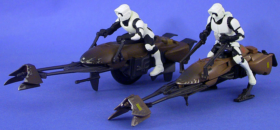 Power Racing Speeder Bike | POTF2 Speeder Bike