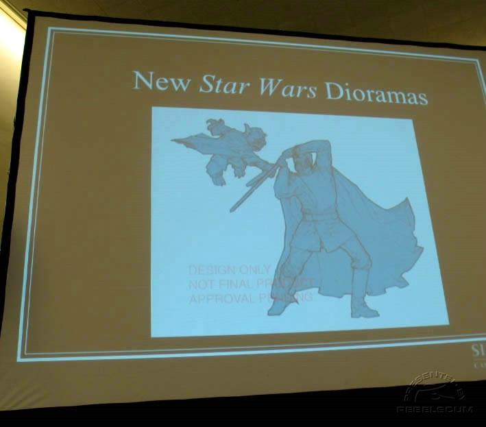 Diorama Yoda vs Count Dooku ! IMG_9762