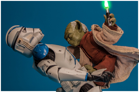 Yoda: Jedi Master - Order Of The Jedi 1/6 Scale Figure