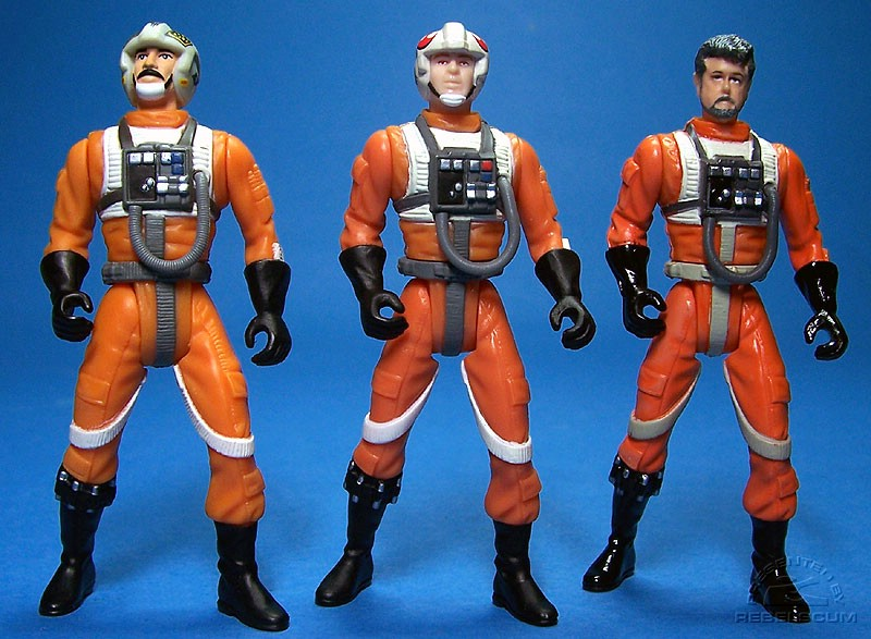 POTF2 Biggs Darklighter | POTF2 Y-Wing Fighter Pilot | SAGA Commander Jorg Sacul