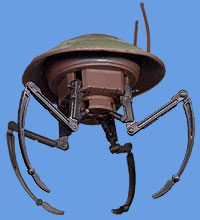 Maintenance Spider Droid