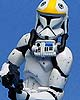 Clone Trooper Pilot w/ball turret