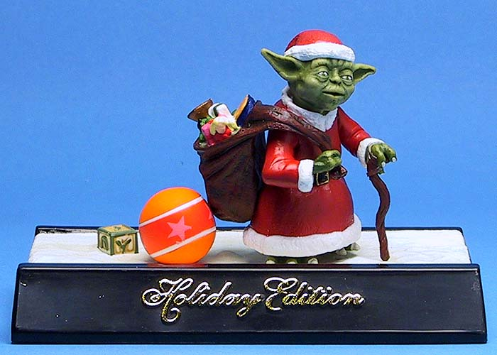 Holiday Edition Yoda