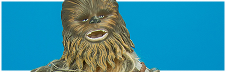 Chewbacca Animatronic Interactive Figure from Thinkway Toys