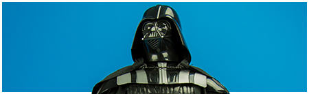 Darth Vader Animatronic Interactive Figure from Thinkway Toys