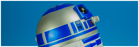 R2-D2 Animatronic Interactive Figure from Thinkway Toys