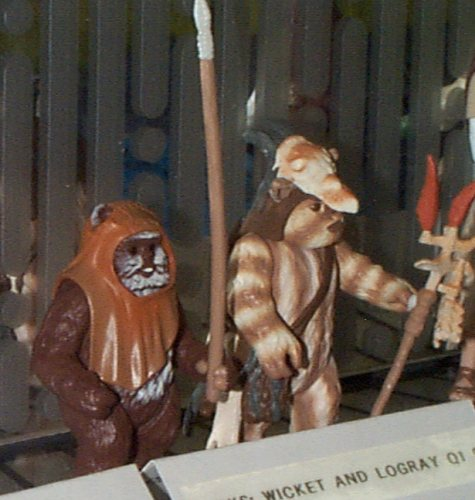 Ewoks AZ SW Con Preview Photo
